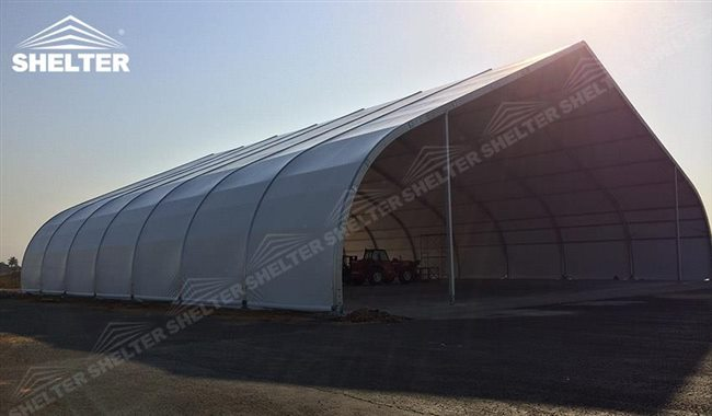 CATEGORY Aircraft Hangar & Aviation Hangar - Insulated Tent for Aircraft | Aluminum Structure ...