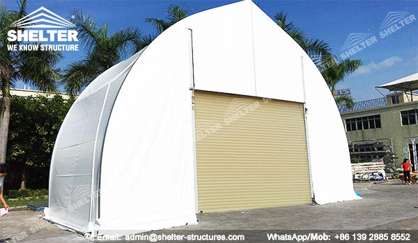 CATEGORY Oilfield u0026 Mining & Temporary Fabric Storage Building for Civil and Mining Shelter ...