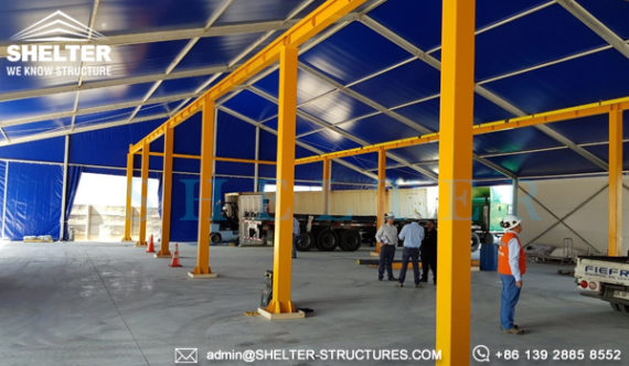 Industrial Tents Temporary Permanent Warehouse Builder