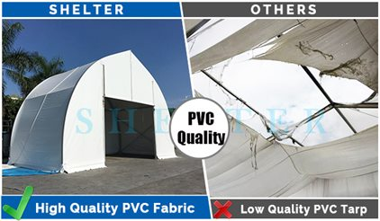 Military grade tents from SHELTER are covered with high-quality PVC coated polyester fabrics that ar UV blocking flame retardant waterproof anti-tear. & Temporary Military Tent System - Clear Span Fabric Tent Shelter ...