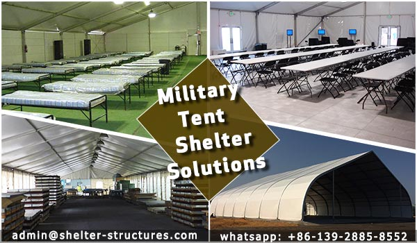 Shelter Tent Mining : Products clear span structure industrial logistics