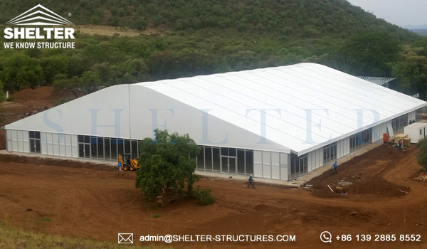 CATEGORY Industrial Tents