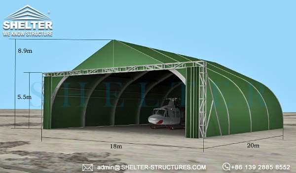 army navy hangar buildings-sliding-hangar door system-rapid deployment relocatable weather withstand (6)